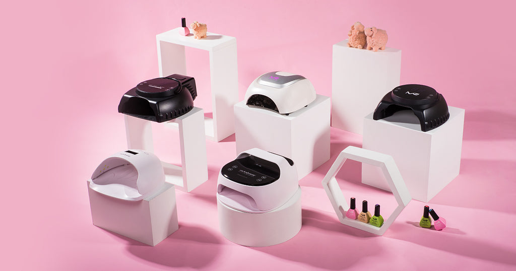 Back to Shopping! Get Ready for Our Top 5 Nail Lamps