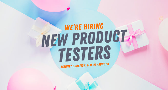 Now Hiring Melodysusie 2020 New Product Testers!