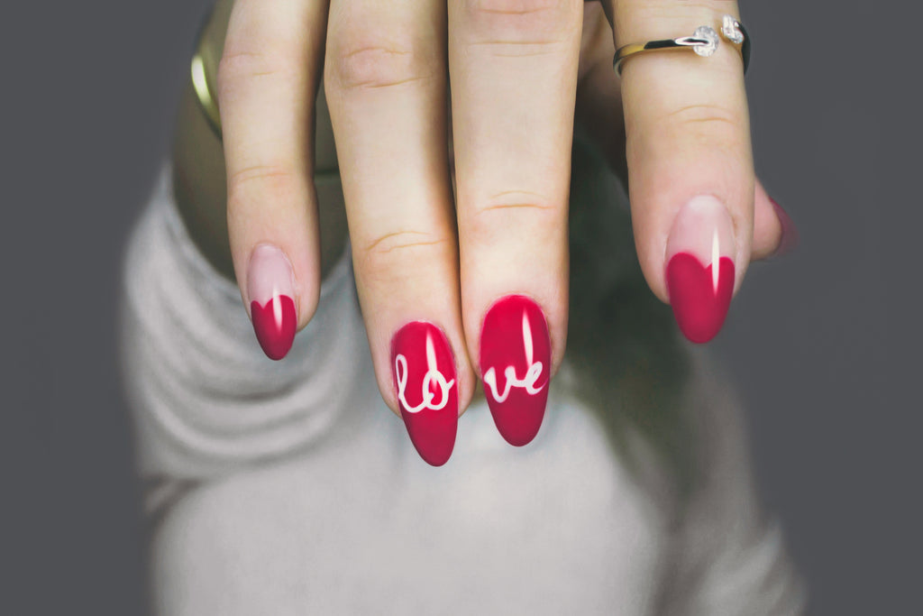 6 Best Valentine's Day Nail Art Ideas