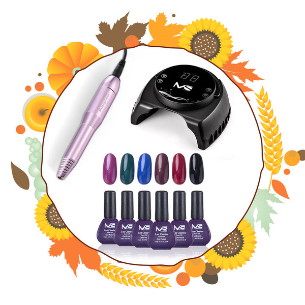 holiday,nail lamp,gel polish,nail drill,gift,idea,guide,deals,thanksgiving,blackfriday,beauty,coupon