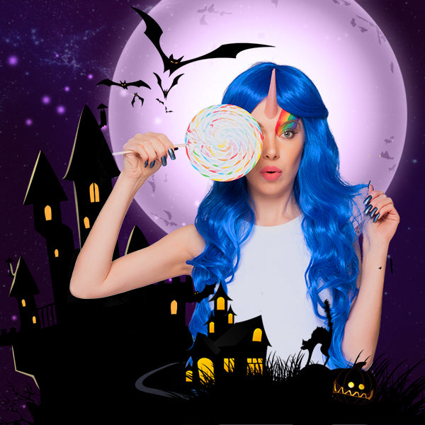 halloween,wig,beauty,fashion,style,trend,sale,look,design,art,naillamp,naildrill,scary