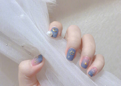 nail art, nail design, valentine's day, gift, nail gels, nail lamp, holiday, ombre, pink, blue