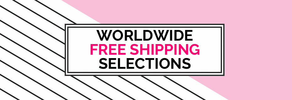 Free shipping selections