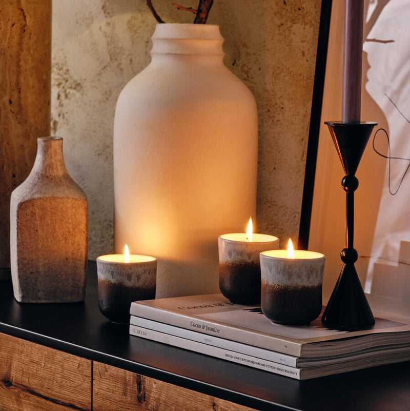 melodysuse scented candles to decor your room