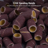 300pcs Professional Sanding Bands