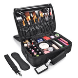Waterproof Makeup Train Case