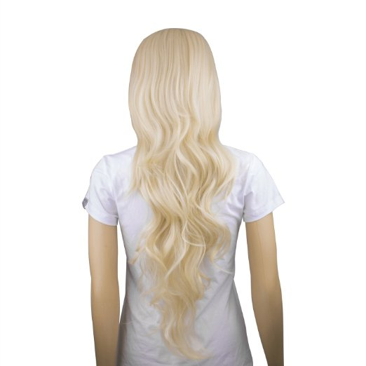Long  Cosplay Curly Wig