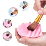 Big Size Egg Makeup Brush Cleaner (2 pack)