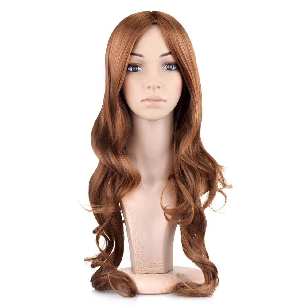 Long Curly Wig-MS710