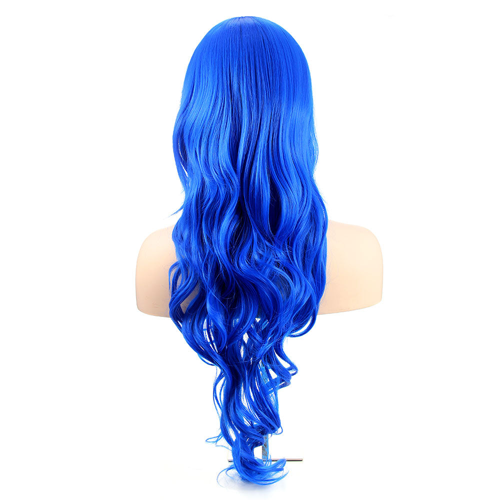 Long  Cosplay Curly Wig-MS718
