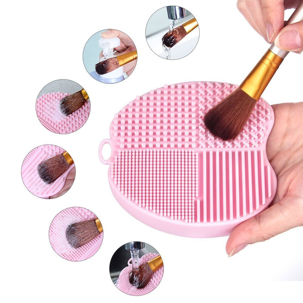 Apple Makeup Brush Cleaner