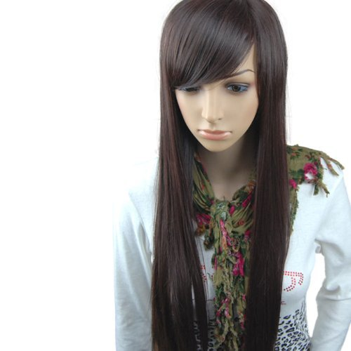 Long Straight Wig - MS503