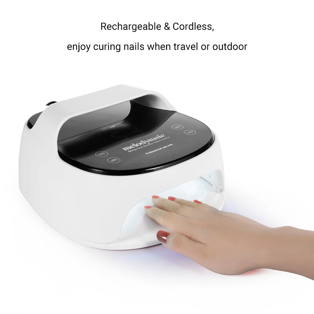 Professional Rechargeable Nail Lamp