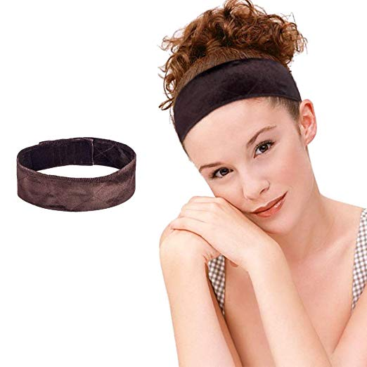 Wig Grip Adjustable Elastic Headband Hook