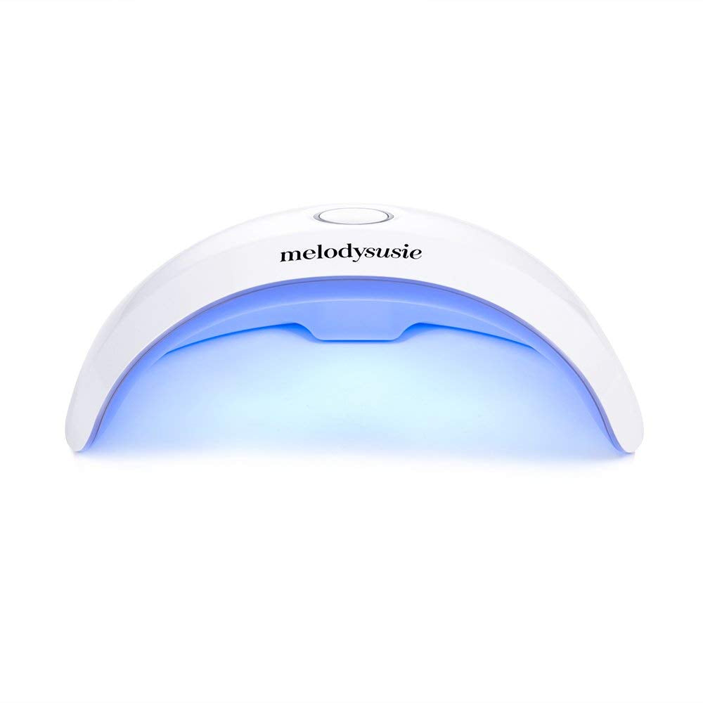 MelodySusie Portable UV LED Nail Lamp