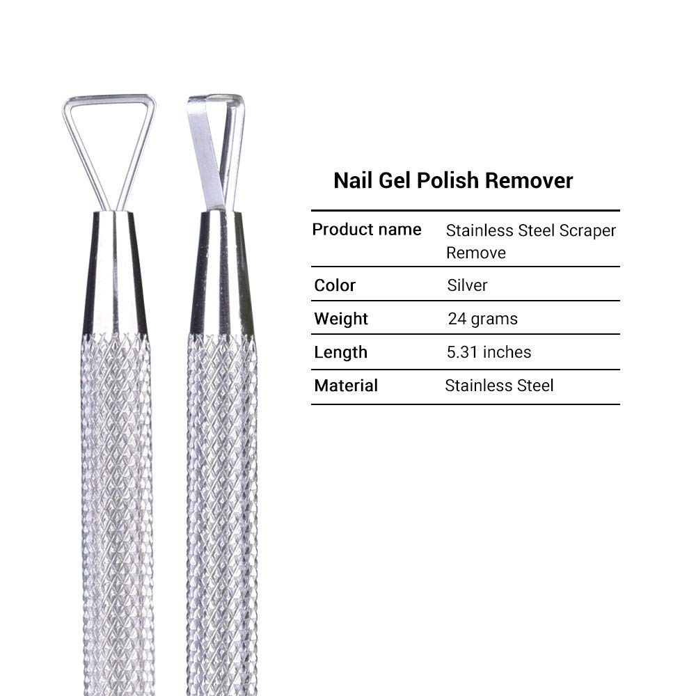 Cuticle Pusher Gel Polish Remover