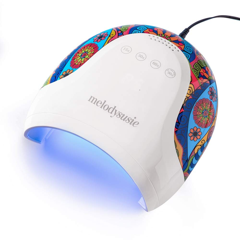 Tribal Pattern 48W UV LED Nail Lamp
