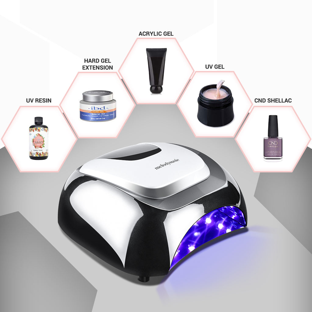 VIOLETILLY 48W LED/UV Nail Lamp
