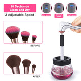 Electronic Automatic Brushes Cleaner, Cleans and Dries