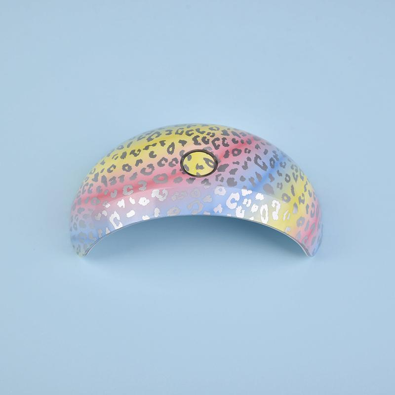 6W Water Transfer LED Nail Lamp