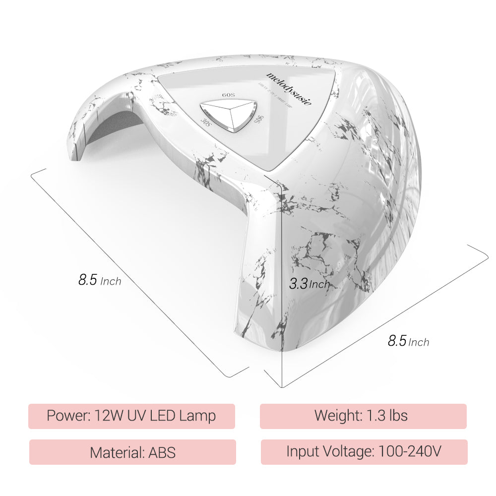 LED/UV Nail Lamp