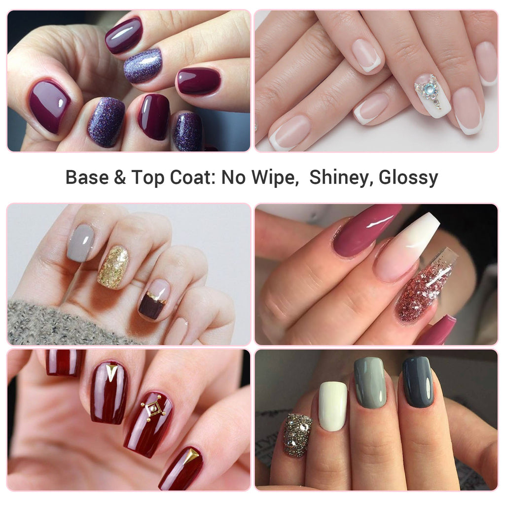 Top and Base Coat Set