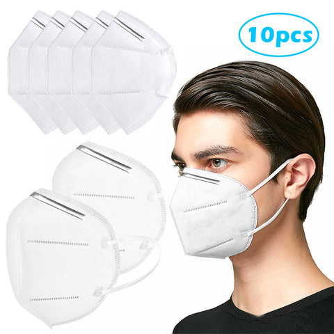 10 Pcs N95 Masks