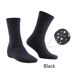 22% Pure Silver - Diabetic Socks