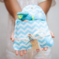 FLORA Pocket – Baby Blue