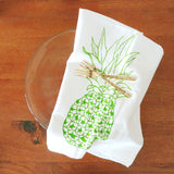 Flour Sack Tea Towel – Pineapple