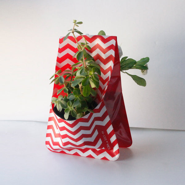 FLORA Pocket – Red