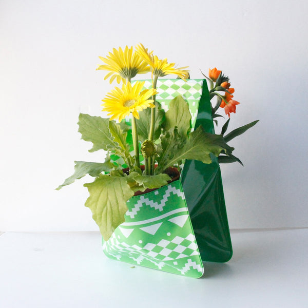 FLORA Pocket – Spring Green