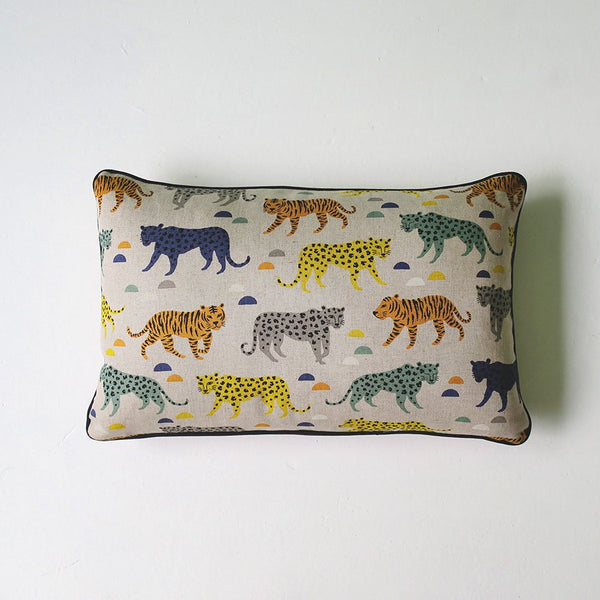 Bagheera Throw Pillow