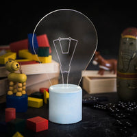 Acrylic Bulb Night Light