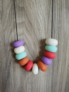 Statement Handmade Necklace - Shazz Art