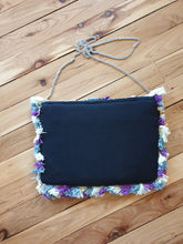 Load image into Gallery viewer, Purple Tassel Purse - Shazz Art