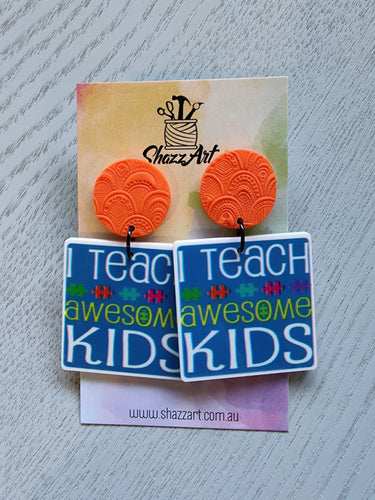 Awesome Kids Earrings