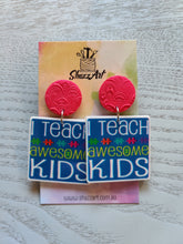 Load image into Gallery viewer, Awesome Kids Earrings