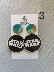 Star Wars Resin Studs - Shazz Art