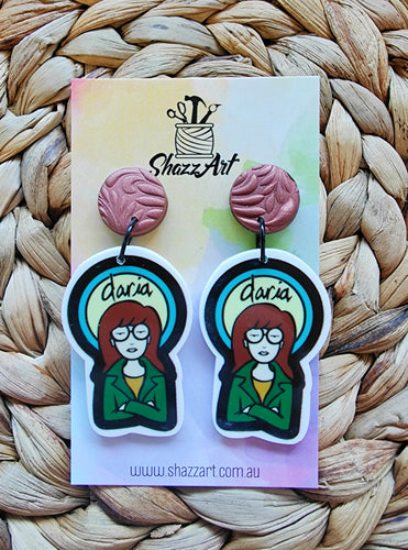 Daria Earrings