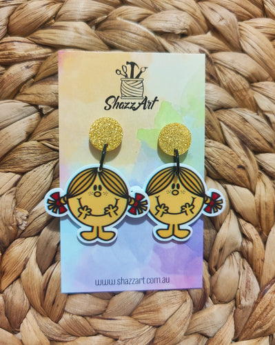Little Miss Sunshine Earrings