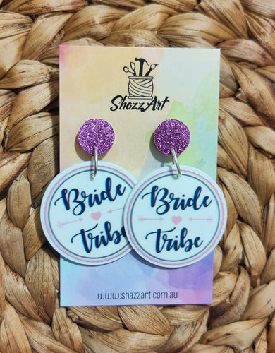 Bride Tribe Earrings