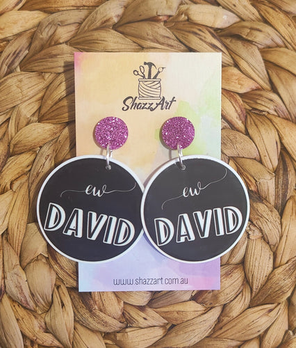 Ew David Earrings