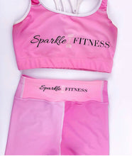 Bubblegum Sports bra