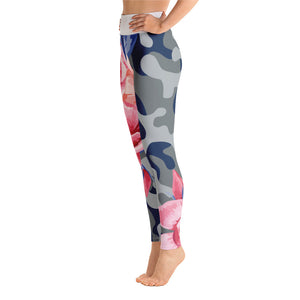 Flower Yoga Pants