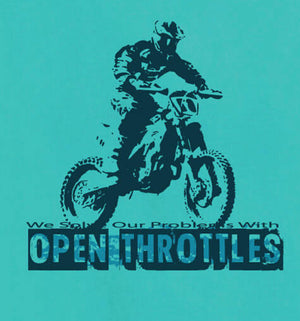 Open Throttles T-Shirt