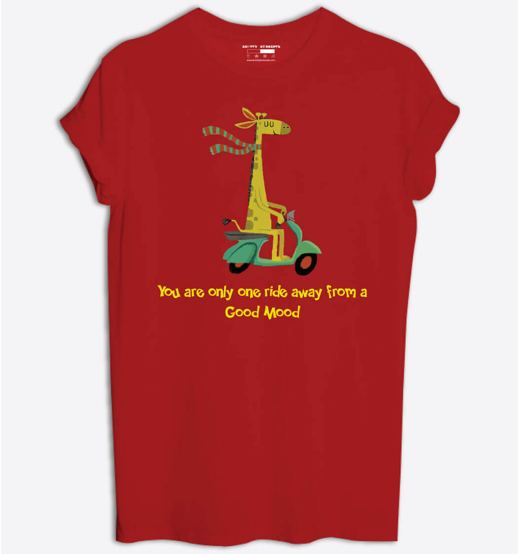One Ride Away T-Shirt