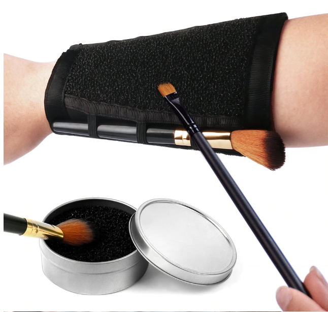 Makeup Sponge Arm Band