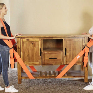 Easy Carry Furniture Moving Shoulder Straps