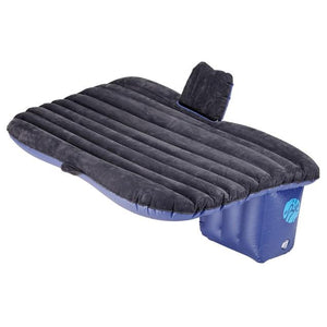 Inflatable Mattress Air Cushion Car Backseat Bed Sleep with 2 Pillows & Pump